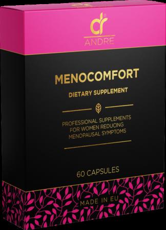 MENOCOMFORT - suplement na menopauzę
