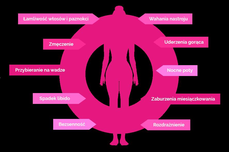 Przyczyny menopauzy